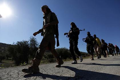 Сирийские боевики заявили об убийстве четырех россиян