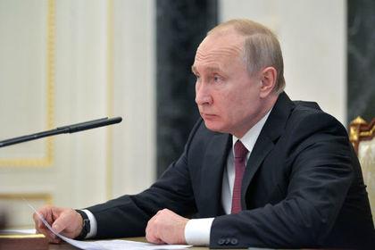 Путин дал поручения по общенациональным проектам
