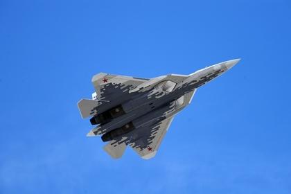 РФ готова реализовать Турции истребители Су-57