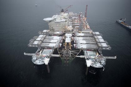 «Северный поток-2» окрестили геополитическим оружием