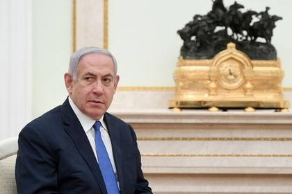 Нетаньяху приказал нанести «массированный удар» по сектору Газа