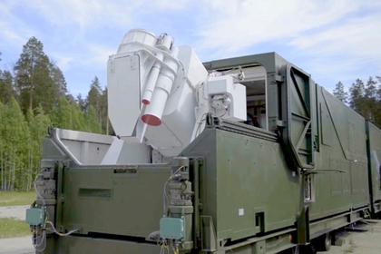 Лазерная установка сбила несколько летящих ракет вСША