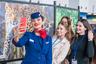 В конце апреля в аэропорту Владивостока открылась фотовыставка, посвященная дальневосточному леопарду и двухлетию «Леолета». Выставка открыта для всех желающих до середины мая и расположена напротив стоек регистрации авиакомпании «Россия» в зоне вылета международного аэропорта «Владивосток».