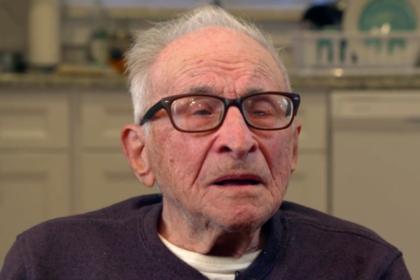 97-летний американец увидел смысл жизни в работе и отказался ее бросать