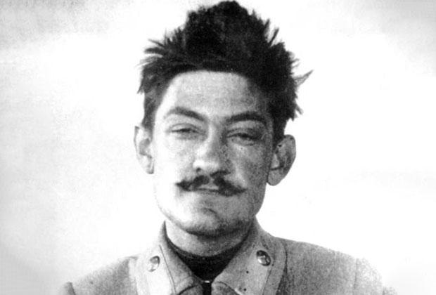 Дмитрий Донцов (фотография 1907 года)