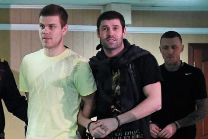 Александр Кокорин, Александр Протасовицкий и Павел Мамаев