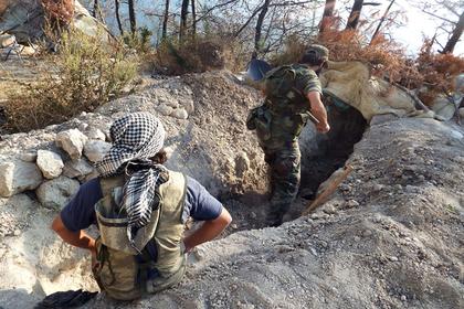 Сирийская армия приготовилась к штурму стратегически важного города