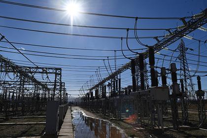 Две страныЕС введут пошлину нароссийскую электроэнергию