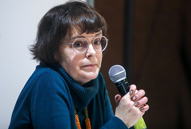 Писатель Елена Чижова