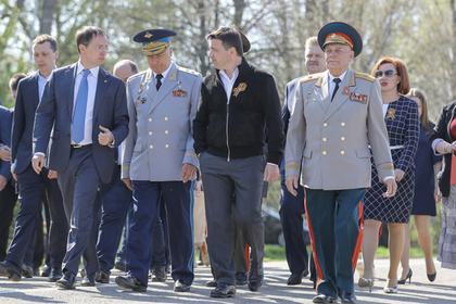 Воробьев и Мединский дали старт строительству музея Зои Космодемьянской