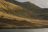 Исторический регион Сазерленд на севере страны получил такое южное название (Surland — «южная земля») из-за когда-то завоевавших его норвежских викингов. Их графство расположилось на северных островах Оркни, по отношению к которым Сазерленд считался югом.