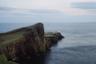 Маяк Нейст Поинт (Neist Point) — одно из самых популярных, однако далеко не единственное стоящее место для посещения на острове Скай. Большинство туристов приезжают сюда ради пеших маршрутов, таких как The Old Man of Storr, Quiraing или Camasunary Bay. Каждый из них занимает по меньшей мере полтора часа в одну сторону.