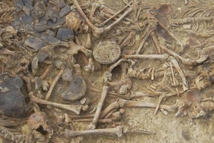 Раскрыта причина древней массовой резни в Польше
