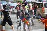В Китае множество праздников и фестивалей, которые проходят шумно и весело. Например, в провинции Юньнань проводится фестиваль стрельбы из водяных пистолетов, в котором активно участвуют молодые китаянки. Праздник обычно длится три-четыре дня.