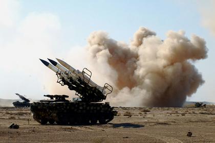 Боевики обстреляли российскую базу в Сирии