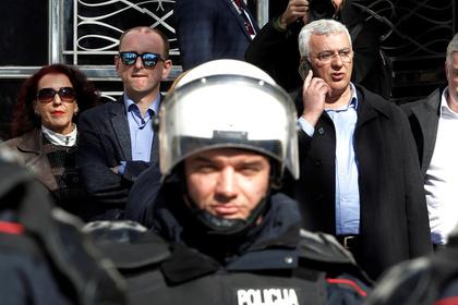ВЧерногории 2-х граждан России признали виновными вподготовке путча