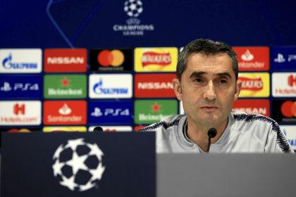 Второй разгром в Лиге чемпионов заставил «Барселону» задуматься о смене тренера
