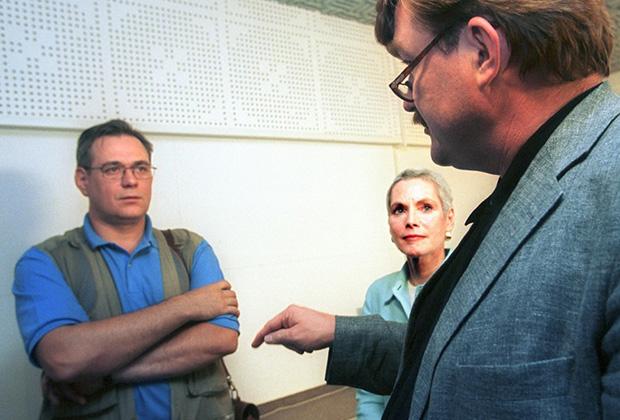 Сергей Доренко и Евгений Киселев