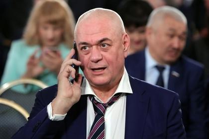 Главный редактор радиостанции «Говорит Москва» Сергей Доренко