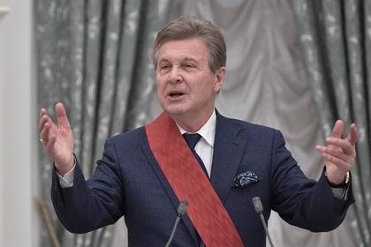 Народный артист РСФСР певец Лев Лещенко