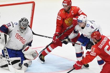 Ковальчук оценил победу над норвежцами на старте чемпионата мира