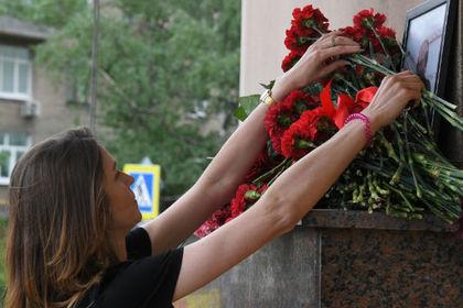 Вдова Доренко обвинила его дочерей в неуважении
