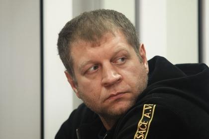 Емельяненко бессвязно прокомментировал информацию о своем задержании