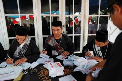 Названа причина массовых смертей членов избиркома Индонезии на выборах