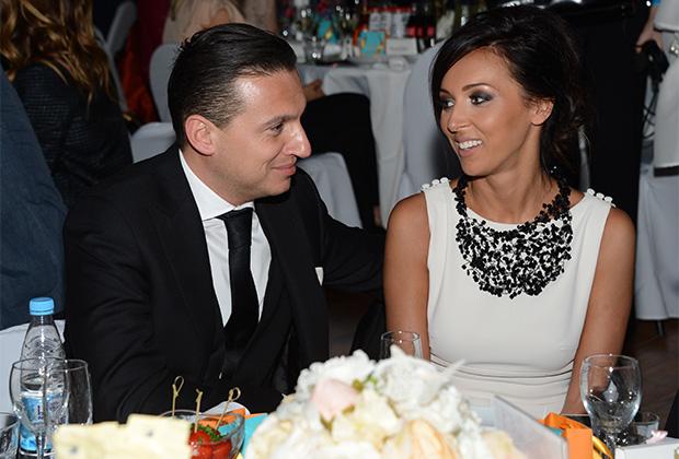 Певица Алсу с супругом Яном Абрамовым