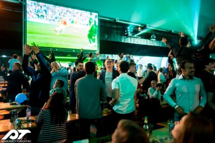 В Music Media Dome покажут финалы Лиги чемпионов и Лиги Европы