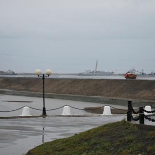 Паводок в Якутии (архивное фото)