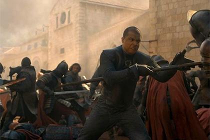 Названы самые эпичные сражения «Игры престолов»