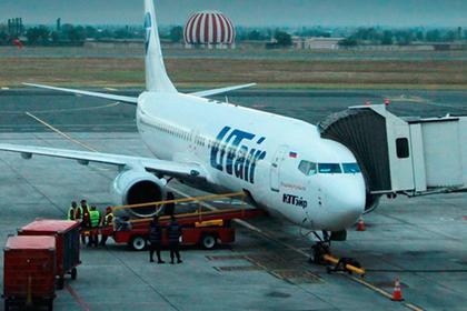 Российский пассажирский самолет вернулся в Москву из-за проблем с шасси