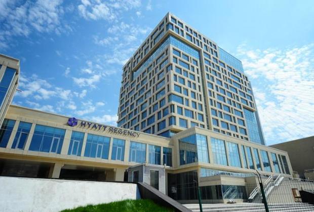 Отель «Хаятт Ридженси Владивосток-Золотой Рог»
