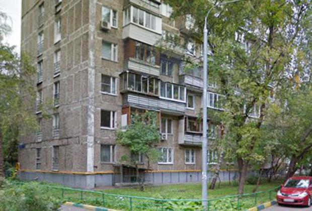Дом серии И-209(А) на улице Космонавтов в Москве