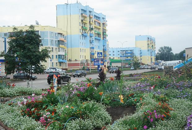 Полысаевский городской округ (до 1989 года — поселок Полысаево)