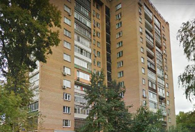 Москва, улица Кибальчича, дом 12, проект «Башня Вулыха»