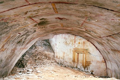 Под дворцом Нерона вРиме обнаружили тайную комнату