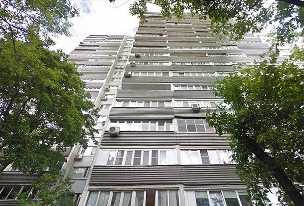 Дом 3 на Славянском бульваре
