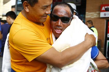 Шерп Ками Рита (справа) Фото: Skanda Gautam / ZumaPress / Globallookpress.com