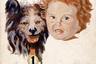 Необыкновенный персонаж Мурзилка, в честь которого назван журнал, пережил длинную историю превращений. Впервые он упоминается в сказке конца XIX века: тогда автор Анна Хвольсон адаптировала канадское произведение о крошечных духах-эльфах и лесных человечках, которые постоянно попадали в смешные ситуации и приключения. Мурзилка был представлен как маленький лентяй, похожий одеждой и повадками на избалованного джентльмена. У него даже были трость и монокль. <br> <br> Нового Мурзилку в XX веке описал детский писатель Александр Федоров-Давыдов в произведении «Похождения Мурзилки, удивительно шустрой собачки». Он был представлен как непутевый и «замурзанный» выродок собаки Жучки, родившей до него троих «гладеньких, аккуратных» щенят. «Весь он был какой-то лохматый, шершавый; на мордочке у него шерсть торчала вроде стариковской бороды; одно ухо висело вниз, другое было поднято вверх», — замечала в повести недовольная мать.