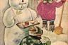 Создатель Мурзилки Федоров-Давыдов прославился как автор 125 детских книг и талантливый издатель. Его труды выгодно отличались от прочих. Большинство произведений для школьников до 1917 года рассказывали о патриотизме и православии. Писатель же сосредоточился на пропаганде гуманизма и альтруизма. Он был уверен, что дорога к счастью лежит через прилежную работу и любовь к ближним.