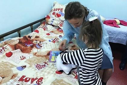 Девочка-маугли и Анна Кузнецова