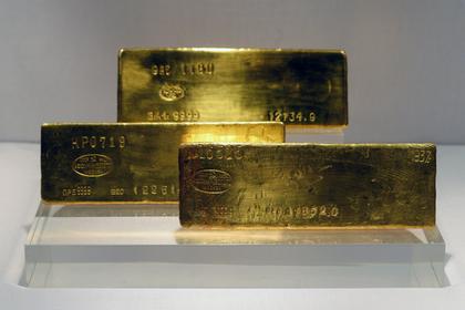 Из петербургской квартиры вынесли 15 золотых слитков