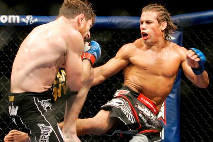Член зала славы UFC решил вернуться в MMA