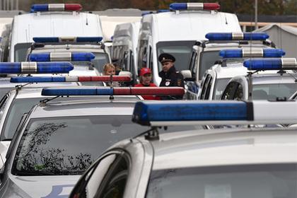 На российских полицейских потратят дополнительные миллиарды