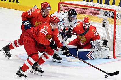 Хоккеист сборной России назвал ужасом формат чемпионата мира