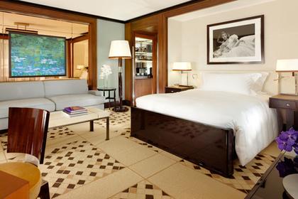 Комната в лондонской гостинице 45 Park Lane