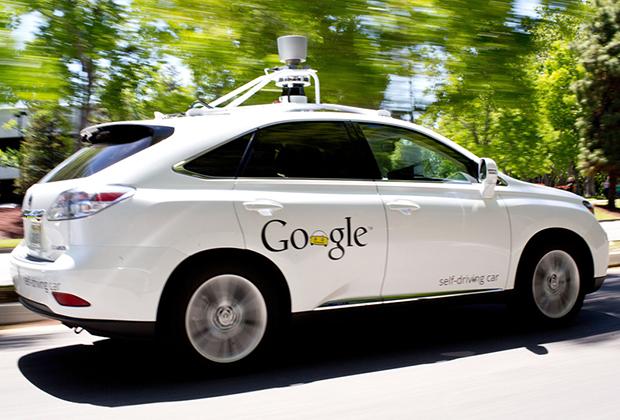 Над полноценными автопилотами работают не только автопроизводители, но и гиганты IT-индустрии. Например, Google.