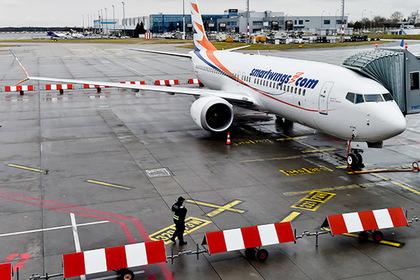 Два Boeing-737 столкнулись в Чехии